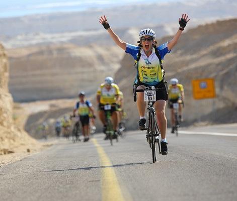 2019 Alyn Wheels Of Love Israel Charity Bike Event