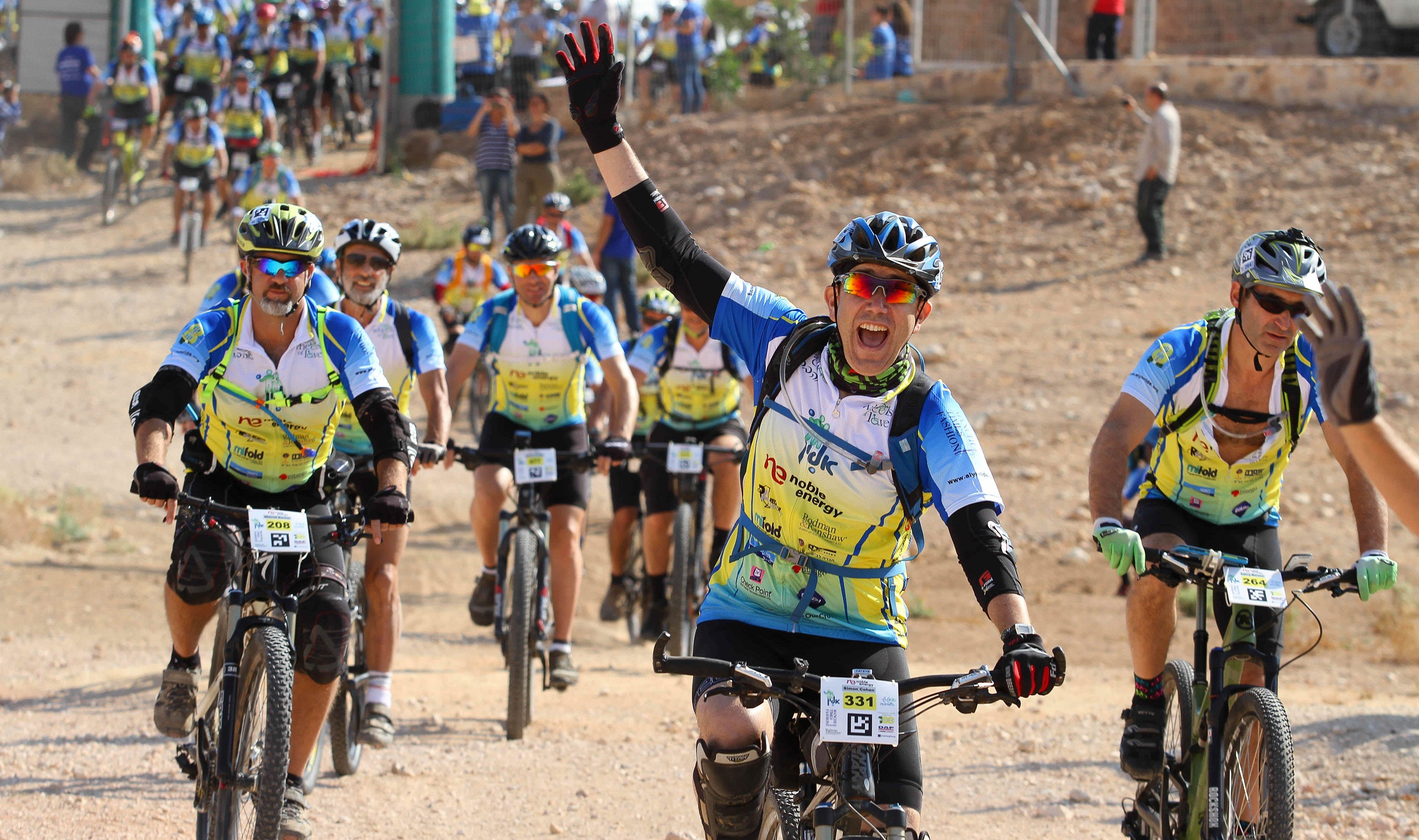 2019 ALYN Wheels of Love: Israel Charity Bike Event