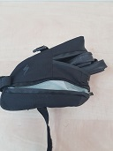saddle bag with inner tube